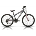 "Bicicleta Megamo 24"" Open Junior Girl Gris"